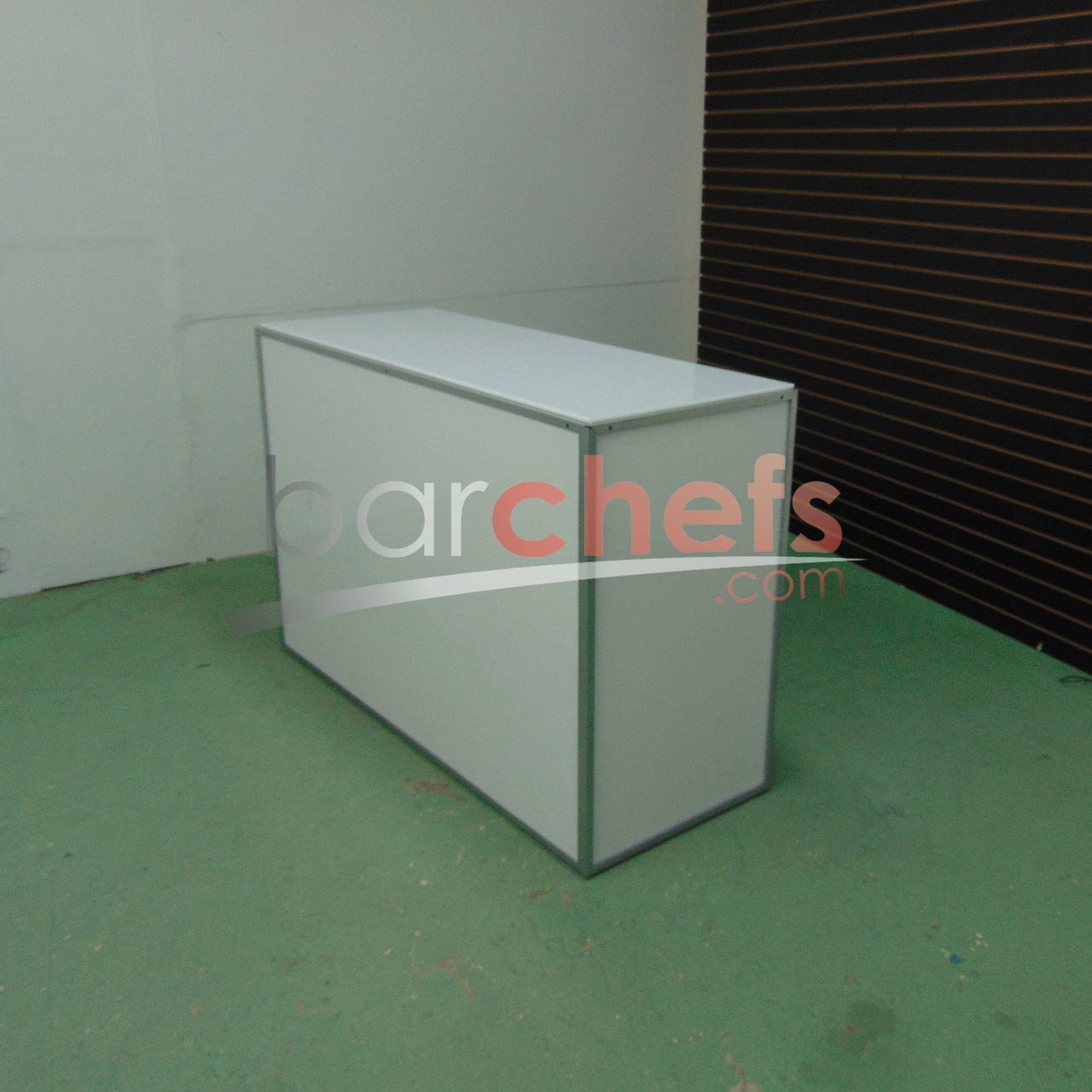 Framed 23x60x40 Event Table Column - No Lights