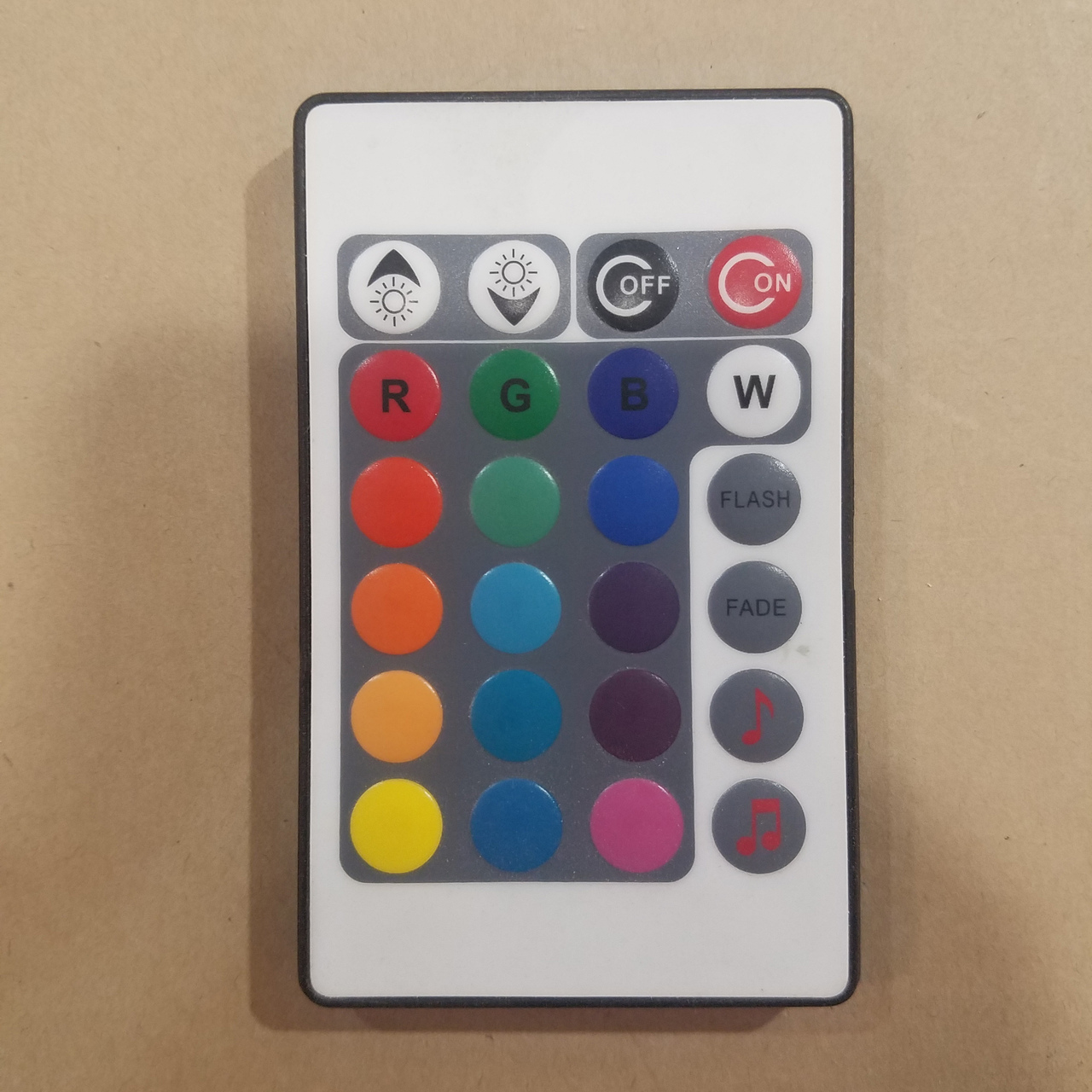 Sound Controller Remote Control Replacement - IR